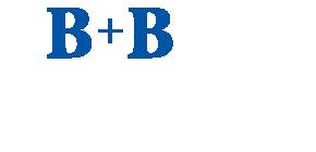 B+B Eisen und Stahlhandel Logo